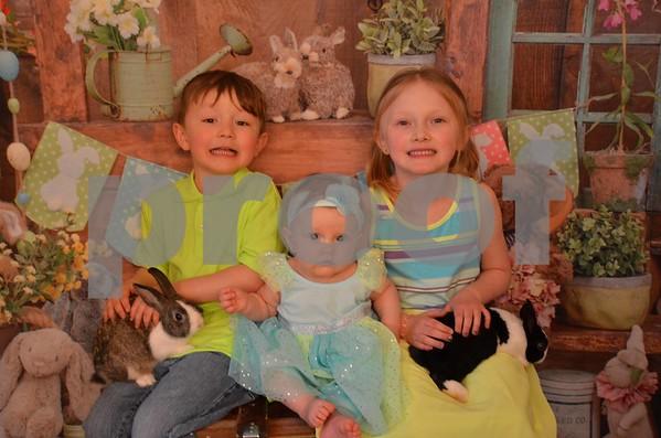 Easter pics Taken on 4/4/17