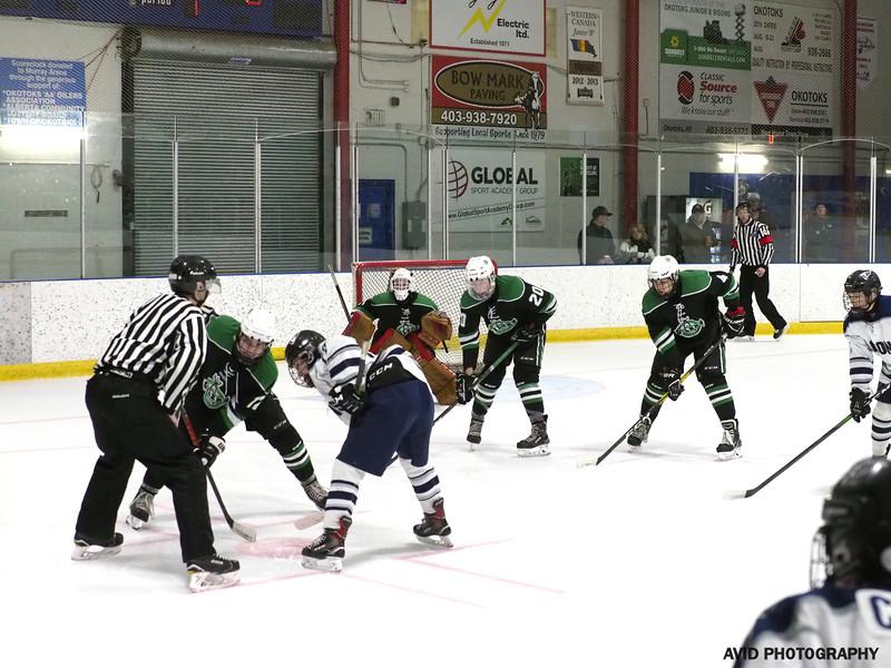 Okotoks Oilers  VS Foothills Bisons Midget AA Dec8 (33).jpg