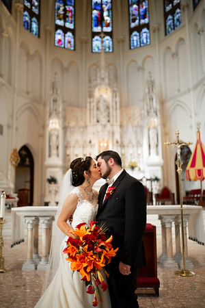 Gaby & Joe at Cathedral Basillica & Stonebrook Manor