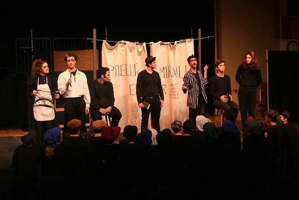 Sweeney Todd 2012