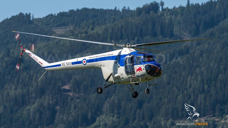 Flying Bulls / Bristol 171 Sycamore / OE-XSY XG545