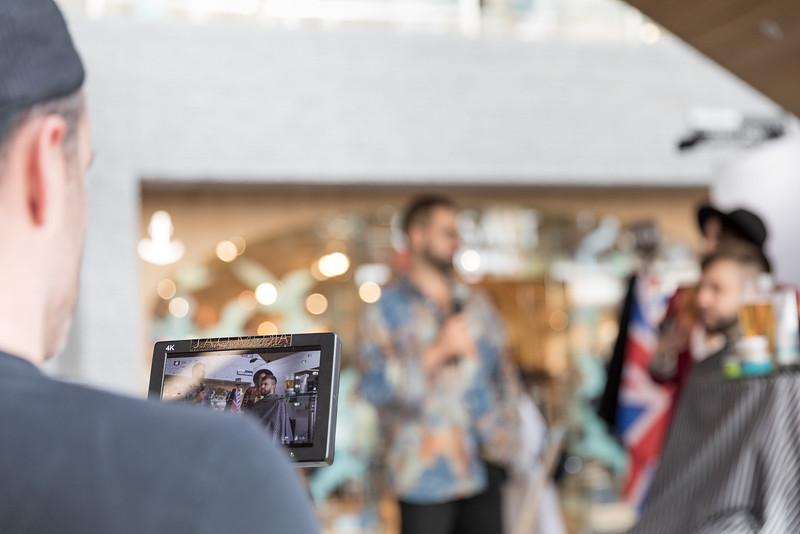 Woodstock Barbers at The Westgate   Sep 2019