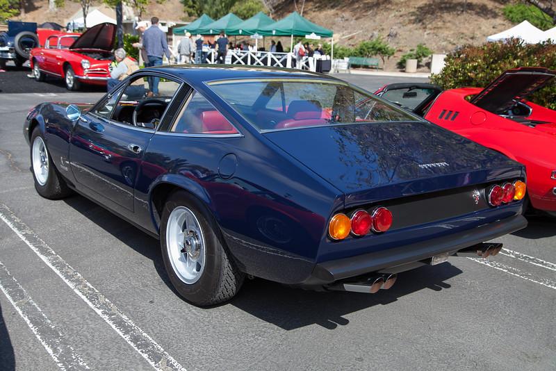 1971 Ferrari 365 GTC/4 - Massari & Andrew Mastin