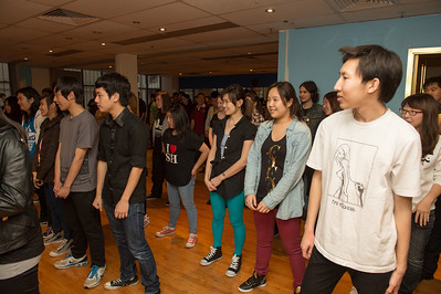 Gangnam Style Flash Mob