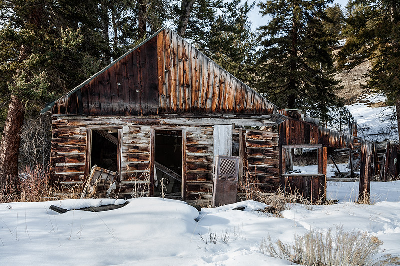 Gerome Abandoned Town