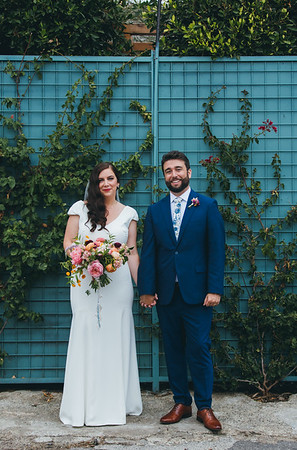 CLARE + PHIL |  MARRIED