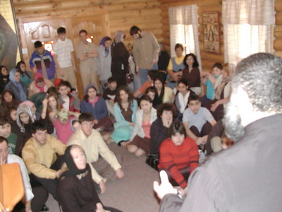 Community Life - Back To Our Orthodox Roots - April 14, 2006