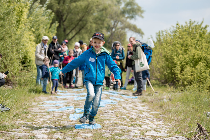 Charity Walk 2017 - Familienwanderung Tag 1