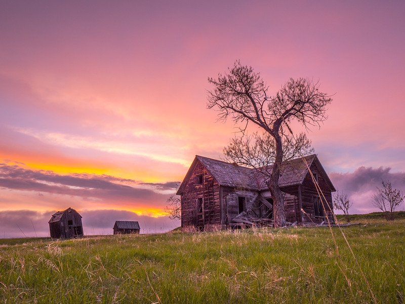Old Ranch, SD