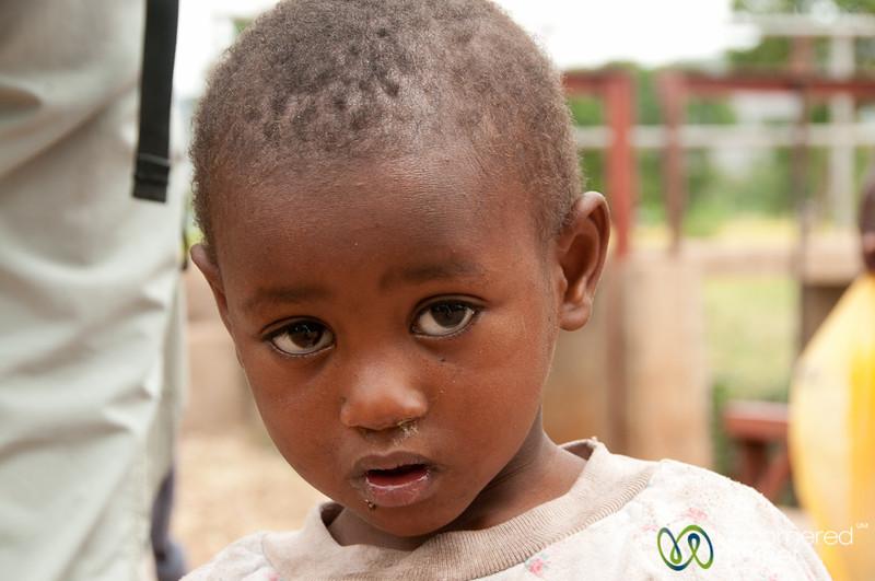 Young Tanzanian Girl - Mto wa Mbu, Tanzania