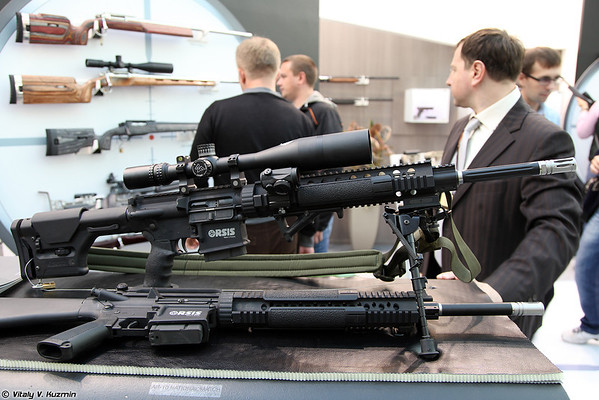 Moscow International Exhibition ARMS & Hunting 2013