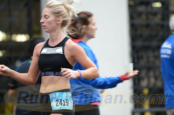 Addtional Marathon at 25.2 Miles - 2016 Detroit Marathon