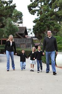 Alger Family 2009