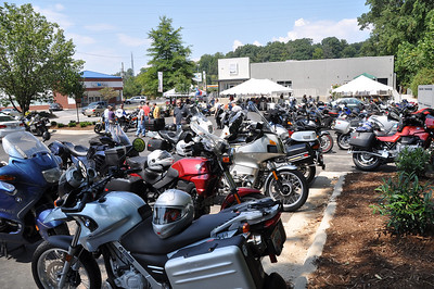 Asheville BMW Riders Slide Show 2014