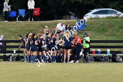 2020-10-09 SHA vs CAL Freshman Girls Field Hockey