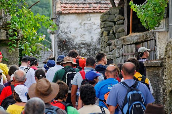 VII Marcha Nocturna de Vouzela  - Agosto 2010