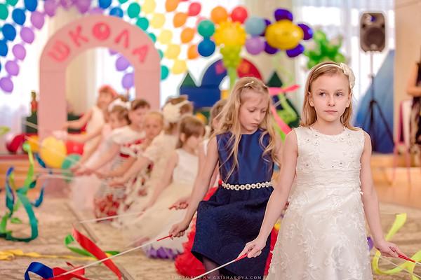 Выпускной в детском саду №45, 2015