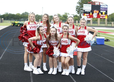 Van High School JV & 9th Grade Football vs Lindale High School by Cori Smith