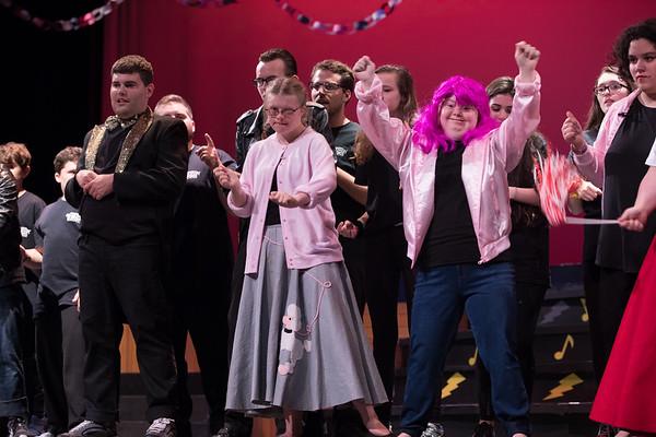 Broadway Buddies-Grease! 2018