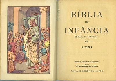 Livros religiosos - Portugues-Quioco