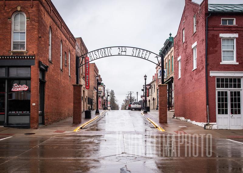 Historic 2nd Street