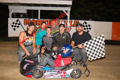 Martinville Raceway 07/29/17