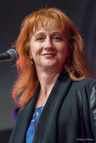 Jenny Russ, The Last Waltz Annual Summer Show at Como Pavillion