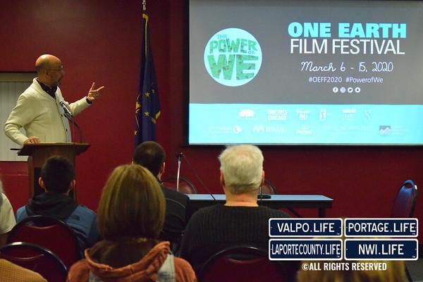 Calumet College of St. Joseph One Earth Film Festival 2020