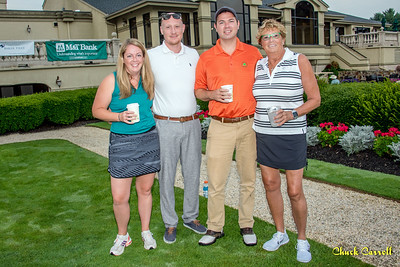 JB Griffin/Shaner  18th Charity Golf Tournament Friday - August 10, 2018