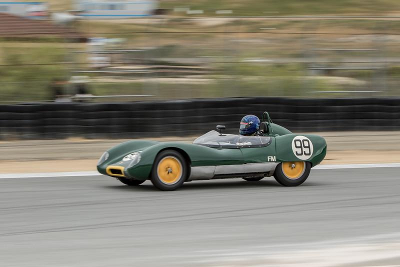 Thor Johnson (1959 Lotus Eleven)