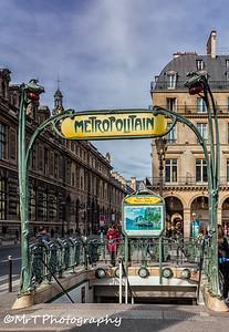 I Love Paris in the Springtime