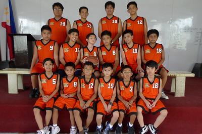 SFAMSC Cheetahs SY 2011-2012