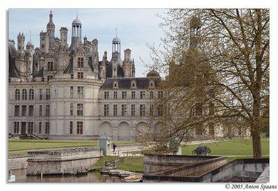 "Castle ""Chambord"""