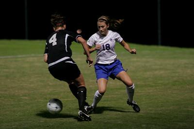 Womans Soccer vs. Presbyterian
