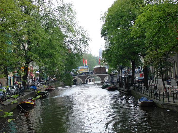 Amsterdam TO Tanzania 2006
