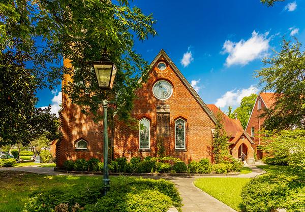 Trinity Episcopal Church in Demopolis