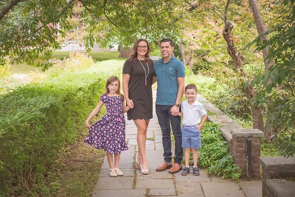 Silva Family 2020