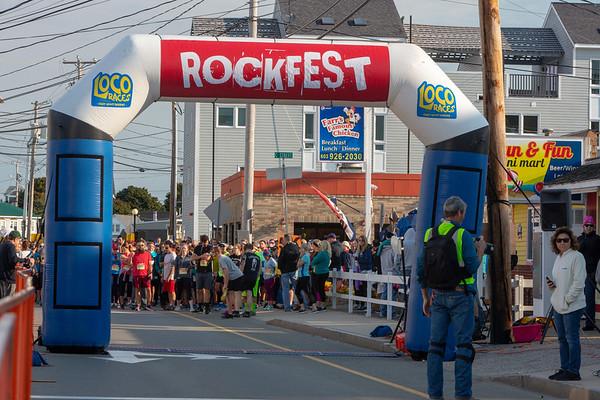 Smutty Nose Half-Marathon Hampton Beach NH