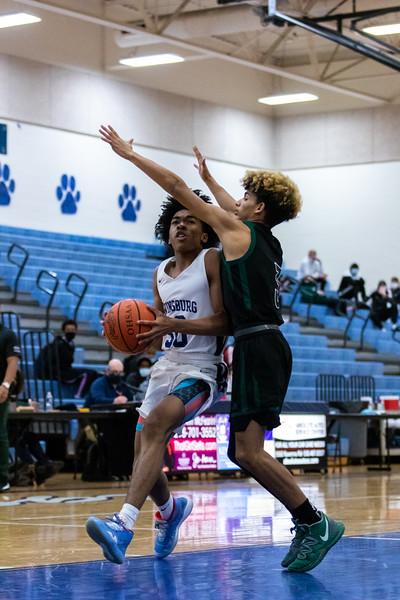 2021-01-08 -- Twinsburg vs Nordonia High School Junior Varsity Boys Basketball