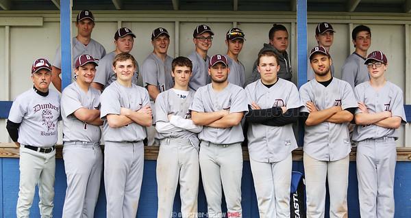 Dundee Baseball 5-11-17