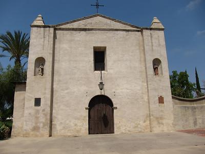Mission - San Gabriel 2012