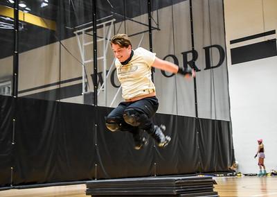 Roller Skating -Scott-Felders