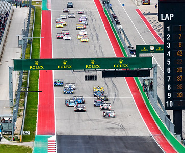 6 HOUR RACE AT COTA