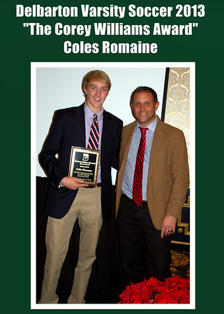 Corey Williams Award