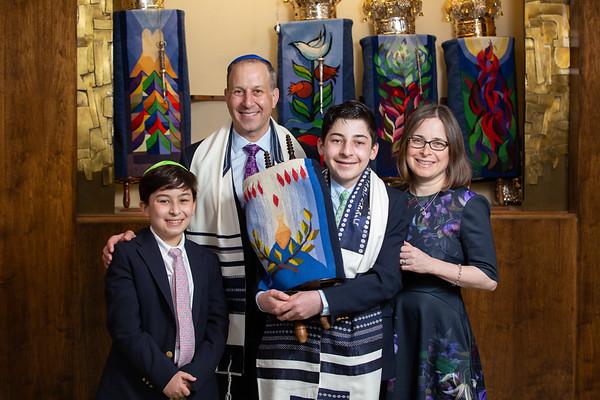 Bar Mitzvah Noah