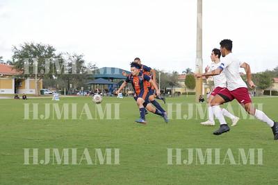 Boys Soccer 1-16-19