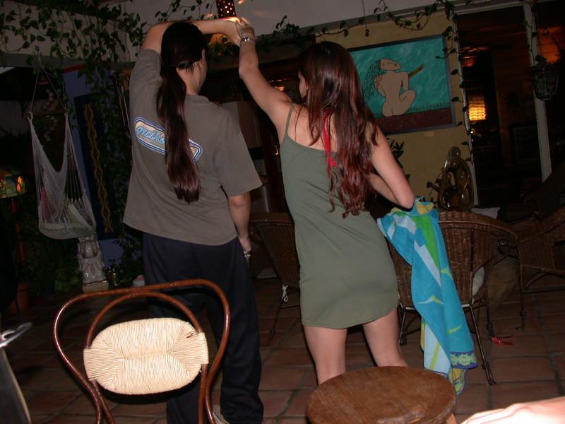 Aww, ballroom dancing
