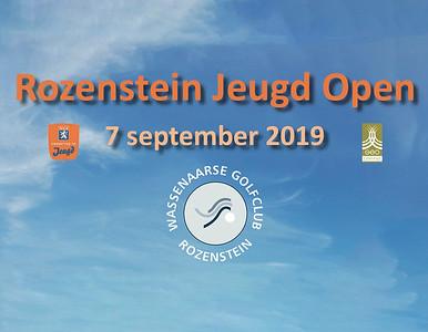 Rozenstein Jeugd Open 2019