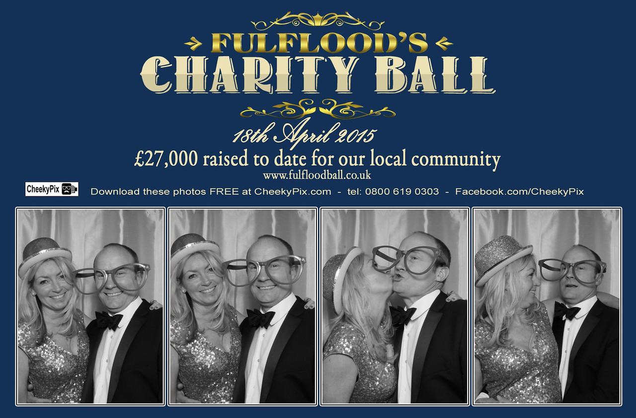 Charity Party photobooth hire