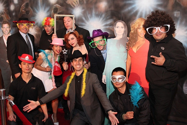 Hyatt Holiday Party 2013